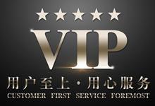 VIP定制服务